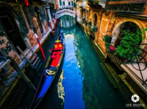The colours of Venice.