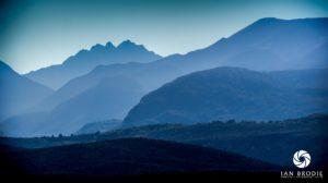 Blue. Near Te Anau.