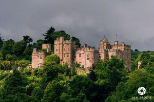 Dunster Castle.
