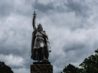 King Alfred The Great, Winchester.